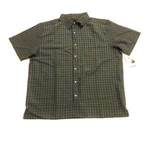 Marmot Eldridge SS Button Down Shirt Bombay XL